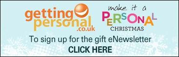 GETTINGPERSONAL.CO.UK ENEWSLETTER