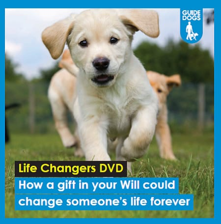 Guide Dogs Lifechangers DVD