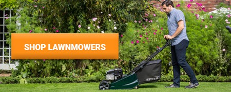 CLICK HERE to shop lawnmowers