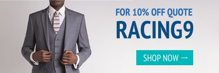 Quote RACING9 for 10% OFF!