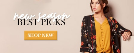 Click Here To Shop New In!