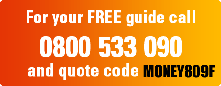 Call which? now for your free guide on 0800 533 090 and quote code MONEY809F