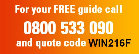 Call which? now for your free guide on 0800 533 090 and quote code WIN216F