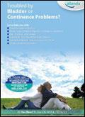 Allanda - Incontinence Products brochure cover from 13 November, 2009