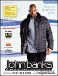 Big and Tall Menswear brochure cover from 29 January, 2013