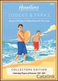 Hoseasons UK Lodges &Parks brochure cover from 28 November, 2013