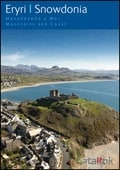 Snowdonia Mountains & Coast One Big Adventure Guide brochure cover from 12 January, 2012