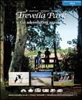 Trevella Holiday Park brochure cover from 10 January, 2013