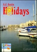 AJ Austin Holidays brochure cover from 06 October, 2011