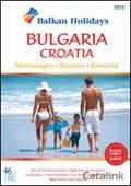 Balkan Holidays Summer 2014 2nd Ed. brochure cover from 28 September, 2011