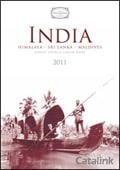 Cox and Kings - India brochure cover from 15 March, 2011