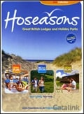 Hoseasons UK Lodges &Parks brochure cover from 17 February, 2011
