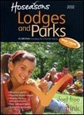 Hoseasons UK Lodges &Parks brochure cover from 19 February, 2010