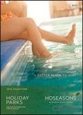 Hoseasons UK Lodges &Parks brochure cover from 28 October, 2014