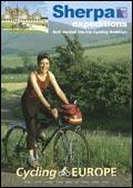 Sherpa Self Guided Inn to Inn Cycling Holidays brochure cover from 22 November, 2004