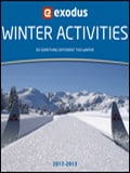 Exodus Winter Activities Brochure