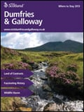 Explore Scotland: The Dumfries & Galloway Where to Stay Guide Brochure