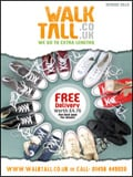 Walktall - Mens Shoes  Newsletter