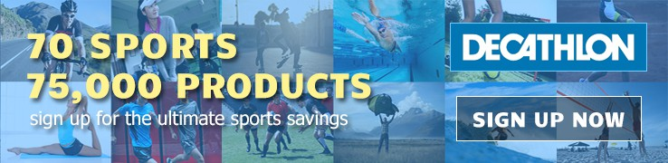 Decathlon Sports Gear  Newsletter