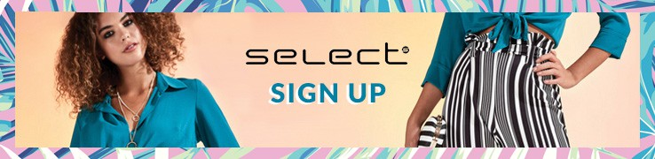 Select Fashion  Newsletter