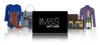 Win £1000 of Marks & Spencer Vouchers