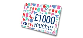 Win £1000 of Mothercare Vouchers