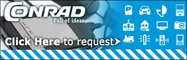 Request the Conrad UK eNewsletter